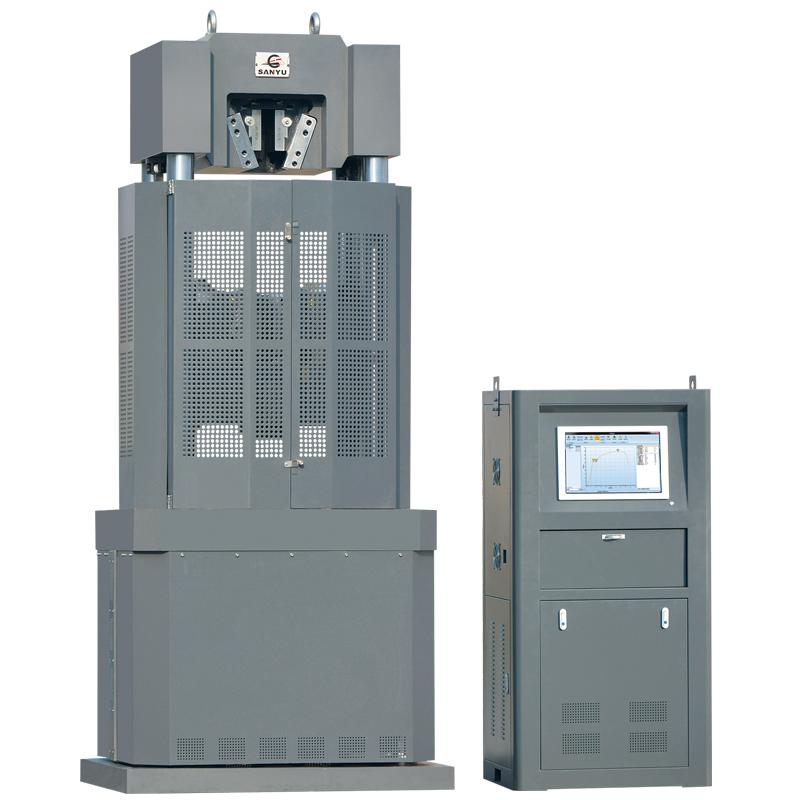WAWD-2000B电液伺服万能材料试验机