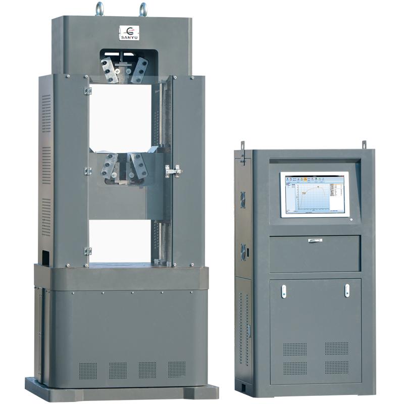 WAWD-1500B电液伺服万能材料试验机