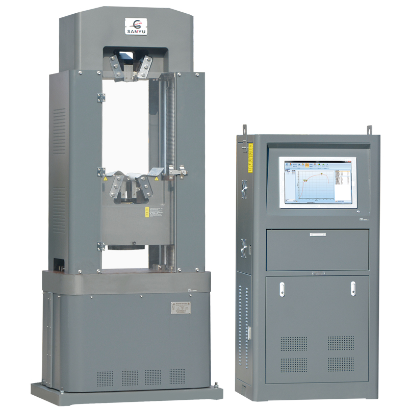 WAWD-1000B电液伺服万能材料试验机