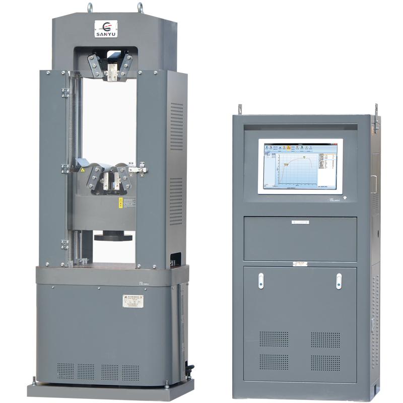 WAWD-600B电液伺服万能材料试验机