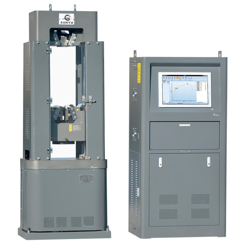 WAWD-300B电液伺服万能材料试验机