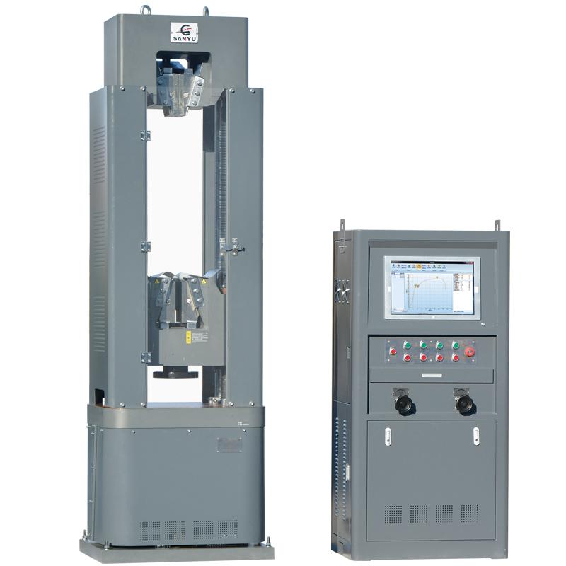 GEW-1000B微机显示钢绞线专用机