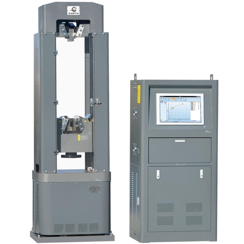 WAW-1000B微机电液伺服万能试验机(钢绞线)