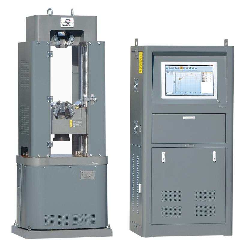 WAW-300B微机电液伺服万能试验机