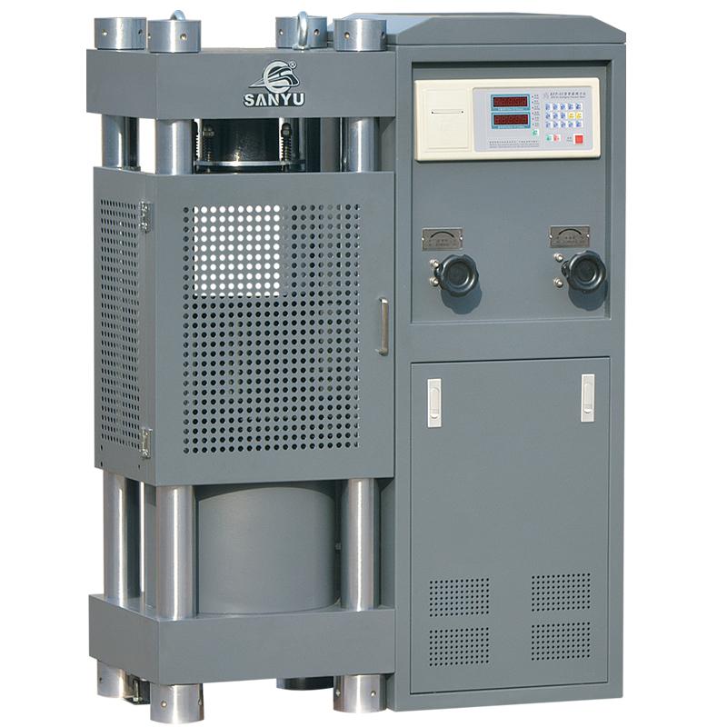SYE-2000BS电液式压力试验机